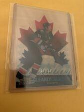 Ryan Smyth Upper Deck Clear Cut Clearly Canadian/100 2009/2010