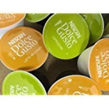 Dolce Gusto 100 mix loose pods Cappuccino/Latte coffee/milk pods