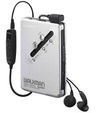 Sony Cassette Walkman WM-EX674 - Personal Portable Tape Player - Silver