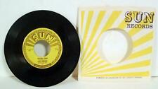 ELVIS PRESLEY SUN RECORD U-156 MYSTERY TRAIN I FORGOT TO REMEMBER TO FORGET