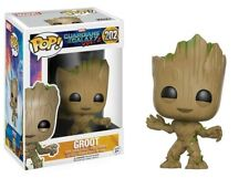 Figurine Funko Pop - Groot - Marvel Guardians of The Galaxy 2 - Pop Movies – 202