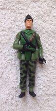 ACTION FORCE - Z FORCE - Z FORCE SAPPER FIGURE Original Vintage Figures (GI JOE)