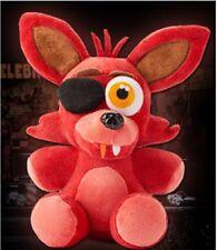 "10"" Hot FNAF Five Nights at Freddy's FOXY PIRATE Plush Soft Toys Kids Doll 25cm"