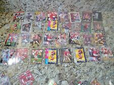 32 ALL INSERTS ALL STEVE YOUNG  LOTS VALUE SF 49ERS SAVE HUGE HALL OF FAME