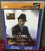 Casanova 70 DVD Editoriale Mario Monicelli Mastroianni Lisi Come Foto N