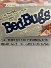 U-PICK Bedbugs Game  Bugs Tongs Replacements Pieces Parts Milton Bradley