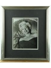 Marilyn Monroe Framed Signed Photo Lot 135