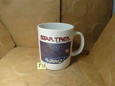 Star Trek Magic Color Coffee Mug, 1992 Image Design Concepts Inc. (Used/EUC)