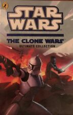 """NEW Star Wars - The Clone Wars """"Ultimate Collection"""" 4 Book Slip Case/Box Set"""
