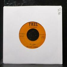 """Big Jack Horner - If I Can / Julia 7"""" VG+ Vinyl 45 Trel 1001 USA"""