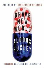 Brave New World and Brave New World Revisited by Aldous Huxley (2004, Hardcover)
