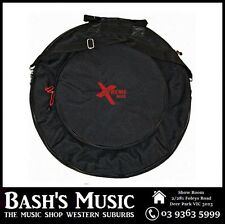 "Xtreme DA571 22"" Heavy Duty Cymbal Bag Case 10mm Padding"