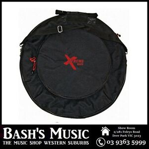 "Xtreme DA571 22"" Heavy Duty Cymbal Bag Case 10mm Padding 22 Inch"