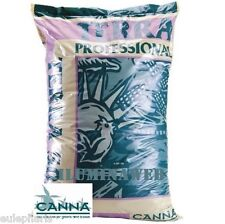 Sustrato CANNA TERRA Profesional 50 Litros,TIERRA VEGETAL 50L, Grow