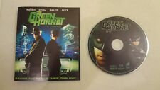 Blu-Ray Movie The Green Hornet! Mint Disc! No Case, Paper & Disc Only!