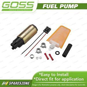 Goss Internal Fuel Pump for Mazda 121 DB 323 Astina Protege BA BJ BG 626 GE GF