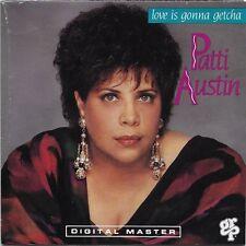 Love Is Gonna Getcha by Patti Austin CD 1990 GRP USA
