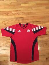 FC Bayern Munchen Vintage 2003 Adidas Climacool Men's Soccer Jersey Size S