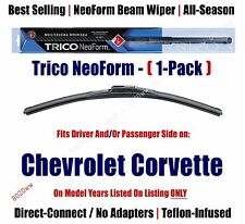 Super Premium NeoForm Wiper Blade Qty 1 fits 1984-1994 Chevrolet Corvette 16190