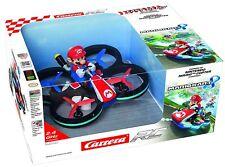 Mario Kart RC IR Radio Remote Control Drone Quadcopter Plane Car Race Toy 2.4G