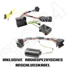 ZENEC Radio CAN BUS Lenkrad Interface PDC Warntöne BMW E81/82/87/88 E90/91/92