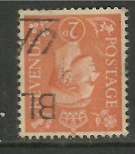 GB 1941 KGV1 2d Orange invert wmk  SG 488wi ( 318 )