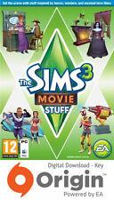 Los Sims 3 película paquete de cosas PC y Mac Origin Clave