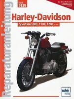 Harley-Davidson Sportster 883 1100 1200 Reparaturanleitung Reparaturbuch Buch