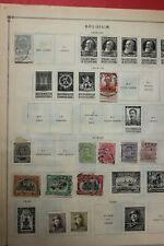 Belgium Stamp 1866-1907 Used B323