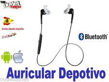 AURICULARES DEPORTIVOS BLUETOOTH PARA SMARTPHONE IPHONE 4