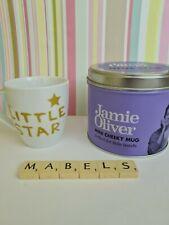 More details for queen's ~jamie oliver - little star~  mini cheeky mug, tin & leaflet