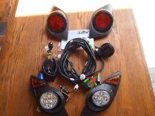 GOLF CART , BUGGY ,  YAMAHA G29 DRIVE  LED DELUXE  LIGHT KIT WITH INSTRUCTIO