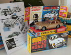 CORGI TOYS 261 JAMES BOND ASTON MARTIN DB5 WITH FREE BOX - STUNNING 1964 VERSION