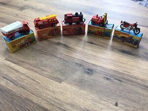 matchbox lesney job lot