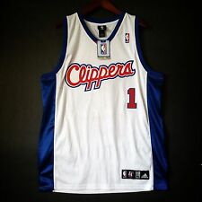 100% Authentic Baron Davis Clippers NBA Adidas Jersey Size L 44 - griffin - cp3