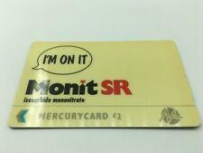 MONIT SR MERCURY PHONECARD MER 465