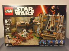 Lego Star Wars 75139 Battle on Takodana Kylo Ren Maz- NIB sealed