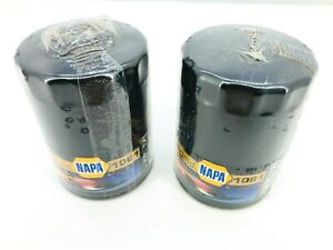 Lot of 2 New NAPA Gold 1061 Spin-On Oil Filter 13/16 in - 16 Oil Wix 51061
