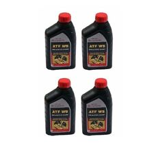 4 Automatic Transmission Fluid 00289ATFWS For: Toyota Highlander Camry Tundra