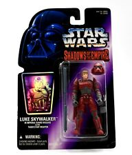 Star Wars Shadows of The Empire Luke Skywalker in Imperial Guard Disguise Figure