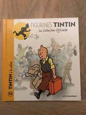 TINTIN COLLECTION OFFICIELLE LIVRE 95 TINTIN