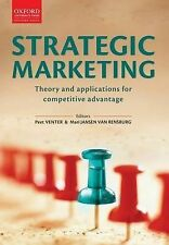 Strategic Marketing: Theory and Applications for Competitive Advantage by...