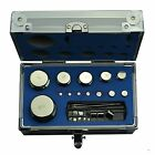 F2 Class 1mg-1kg 304 Stainless Steel Scale Calibration Weights Set w Certificate