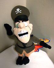 NEW FEARLESS LEADER STUFFED TOY PLUSH CVS STUFFINS ROCKY & BULLWINKLE FRIENDS