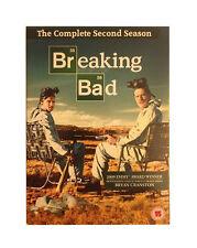 Breaking Bad - Series 2 - Complete (DVD, 2012, 4-Disc Set, Box Set)