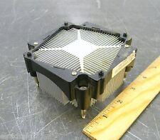 Intel LGA 775 Cpu Heatsink Aluminum Block Processor Heat Spreader
