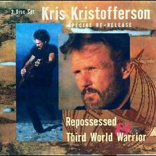 Repossessed/Third World Warrior by Kris Kristofferson (CD, Apr-2004, 2 Discs, Oh