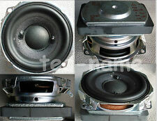 MINI-BASS-LAUTSPRECHER 80mm WOOFER SUBWOOFER 8cm SONY TV-CHASSIS 8Ohm