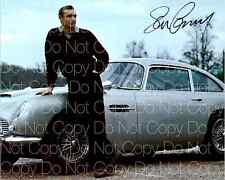 Sean Connery signed James Bond 007 8X10 photo picture poster autograph RP 2