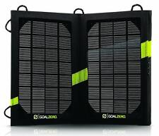 NEW GOAL ZERO NOMAD 7 SOLAR PANEL CHARGER FOR USB / 12V DEVICES - PHONE, LAPTOP
